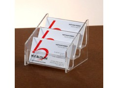 有机玻璃加工名片盒