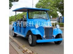 上海8座电动老爷车 电动看房车