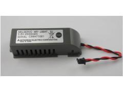 天津三菱PLC锂电池A6BAT触摸屏伺