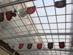 上海易熔采光屋面加工