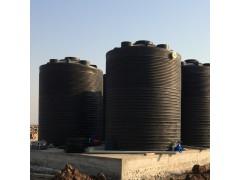 昆山10000L无焊接聚羧酸母液复配罐工程