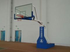 洪都电动液压篮球架 抚州篮球架