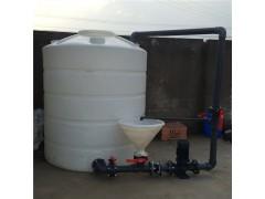 淮安市10吨外加剂复配罐设备10立方减水剂母液储存罐