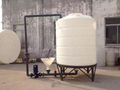济宁复配罐设备15吨锥底外加剂调和罐