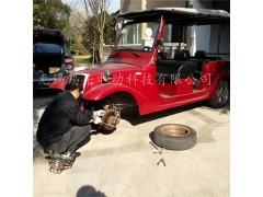 无锡四轮电动老爷车维修,看房车