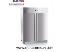 分体式风冷双门冷冻立柜|GN1410BT