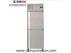 上下分体式风冷单门冷藏立柜|GN650TNM