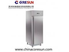 分体式风冷单门冷冻立柜|GN650B