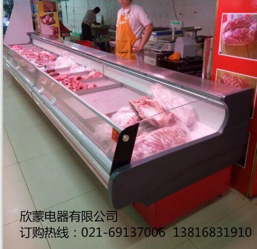 小型猪肉店装修