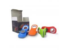 文件夹子创意磁铁夹文具夹塑料夹