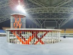 越秀区定制升降舞台 品牌优质舞台升降机