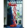 移动式升降平台 江西人工牵引式升降机