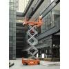 茂名施工剪叉式升降机 工地高空液压升降台