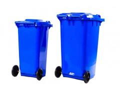 厂家直销120L脚踩塑料垃圾桶 方