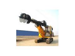 供应轮式旋挖 机履带式旋挖钻机 小型旋挖钻机 低价出售