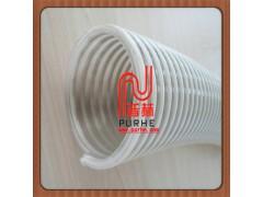 pvc钢丝增强软管 透明塑料管 pvc