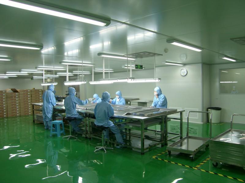 江西十万级食品车间净化工程公司
