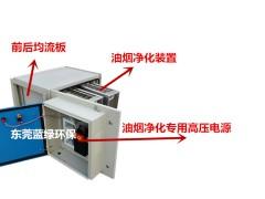 东莞蓝绿环保科技UV光解油烟除味