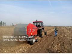 大型圆捆机打捆机牧草秸秆专用捆草机大型圆捆机原装进口作业设备
