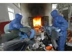 上海一般残次服装哪里焚烧,奉贤区商检局服装焚烧,海关扣押外贸鞋帽焚烧