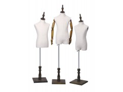品牌店服装模特