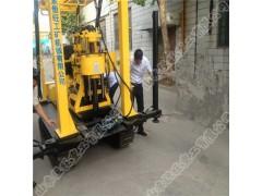 HQZ200气动水井钻机