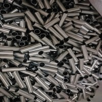 304不锈钢毛细管 5*0.15不锈钢精密管 钻孔 溜光