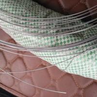 304不锈钢弹簧线 201雾面不锈钢丝 线径0.3mm