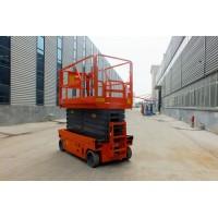 全自动升降平台自行走剪叉式高空作业升降机自动行走液压厂家货梯