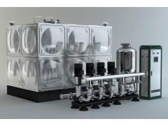 上海南元SNYWX箱式无负压管网叠压供水设备