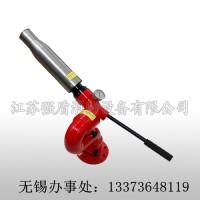 固定式手动泡沫水两用炮PL24-48  厂家直销泡沫炮价格