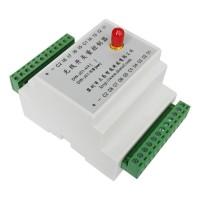 厂家直销8-16路数字量采集 液位开关控制器DW-J01系列
