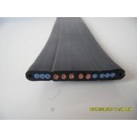 栗腾厂家供应高评价的好质量组合扁电缆