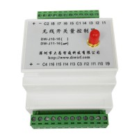 供应433mhz无线遥控开关16路无线模块DW-J11-16