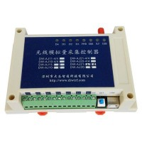 物联网模块DW-AJ21-4/0 4路模拟量输出 电流远传输