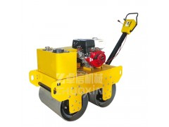 大量供应小型手扶双钢轮压路机 手扶振动小型压路机