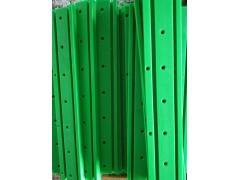 精加工PE耐磨条,聚乙烯导条垫条,挤出聚乙烯小C护栏