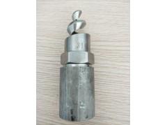 反应烧结吸收喷淋不锈钢喷嘴螺旋实心喷嘴喷头