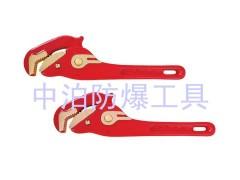 供应优质安全工具  桥防牌129C防爆多用扳手