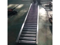 无动力滚筒线流水线输送带滚筒卸货滑梯输送机滚筒卸货神器