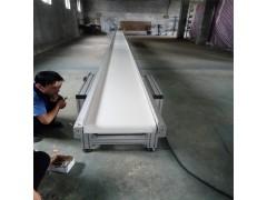 厂家直销非标定制平行式输送机铝型材小型传送带流水线