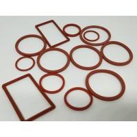 供应防水硅胶密封件 连接器硅胶防水圈 方形硅胶 防水等级硅