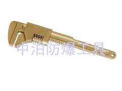 供应优质安全工具 桥防牌127A防爆汽车扳手
