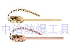 供应优质线圈工具 桥防牌129防爆链型管钳