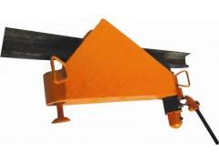 鋼軌彎道器 KWPY–300/400液壓雙鉤彎軌機