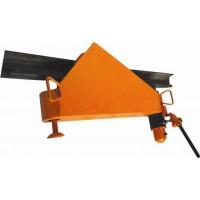 钢轨弯道器 KWPY–300/400液压双钩弯轨机