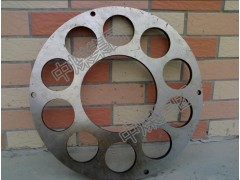 喷浆机钢衬板 耐磨钢衬板