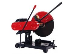 云南红河电动砂轮无齿锯 双手柄重型大功率400砂轮切割机