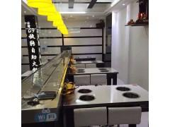 福清旋转涮烤火锅传送带 旋转麻辣烫设备售后无忧