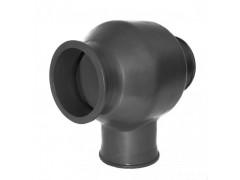 黑色陶瓷SIC喷淋喷嘴烟斗冲洗喷嘴碳化硅涡流喷嘴